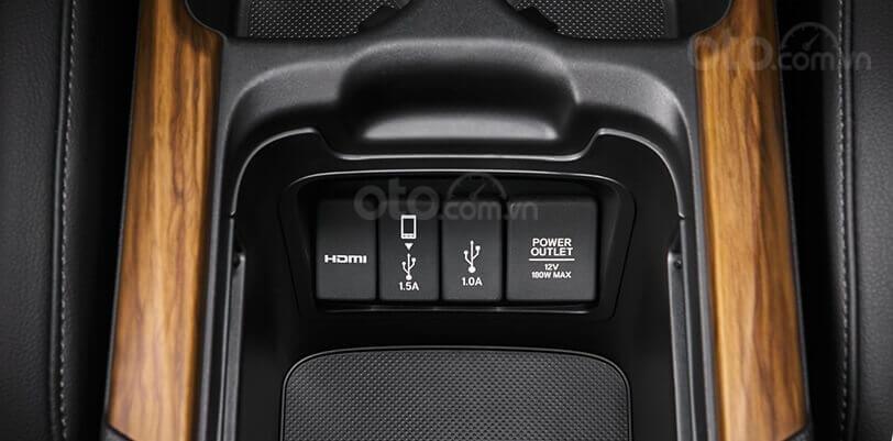 Honda CR-V 1.5 Turbo L 2019, Honda Ô tô Đắk Lắk- Hỗ trợ trả góp 80%, giá ưu đãi cực tốt–Mr. Trung: 0935.751.516-4