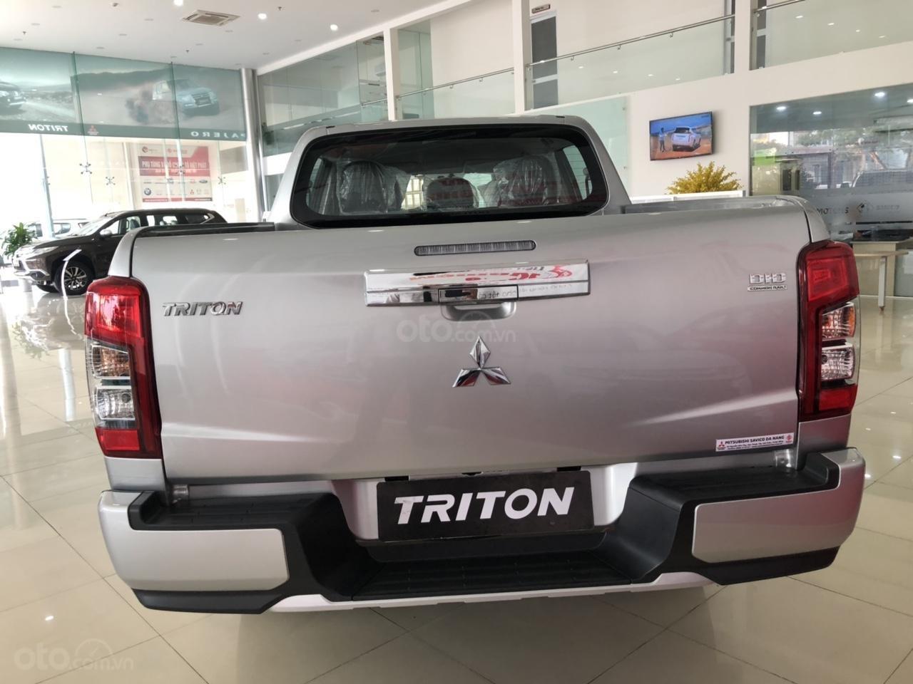 [Siêu hot] Mitsubishi Triton 2019, màu bạc, nhập khẩu Thái, đẳng cấp phân khúc, cho vay 80%. LH: 0905.91.01.99 (5)