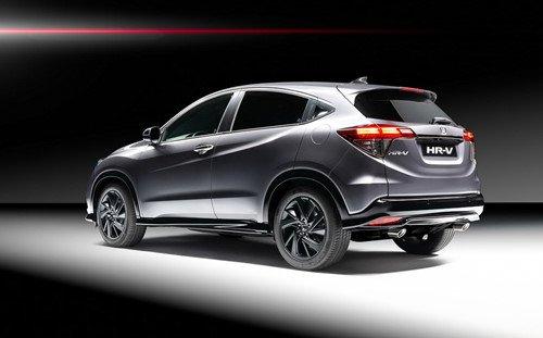 Ngắm phiên bản Honda HR-V Sport mới thể thao hơn - Ảnh 2.