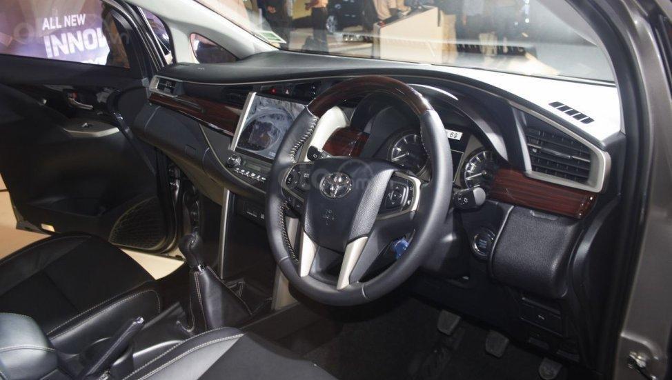 Toyota Innova Crysta G Plus