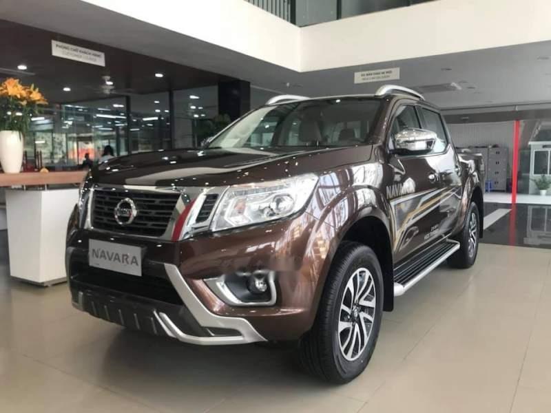 Bán ô tô Nissan Navara năm sản xuất 2018, màu nâu (1)