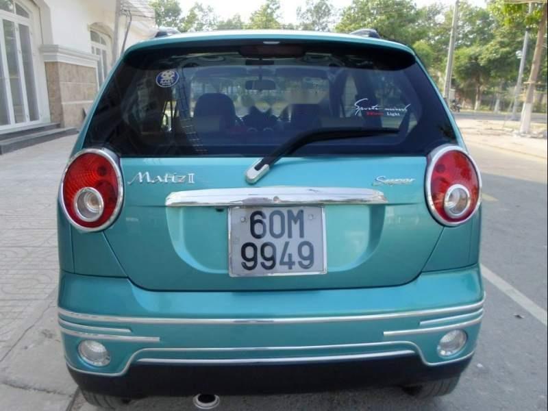 Bán xe Daewoo Matiz sản xuất năm 2007, nhập khẩu nguyên chiếc (4)
