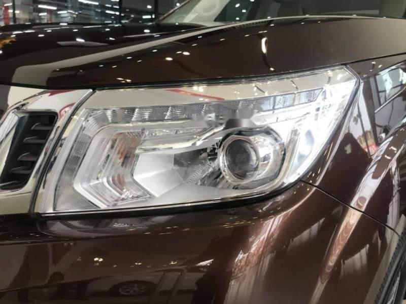 Bán ô tô Nissan Navara năm sản xuất 2018, màu nâu (5)