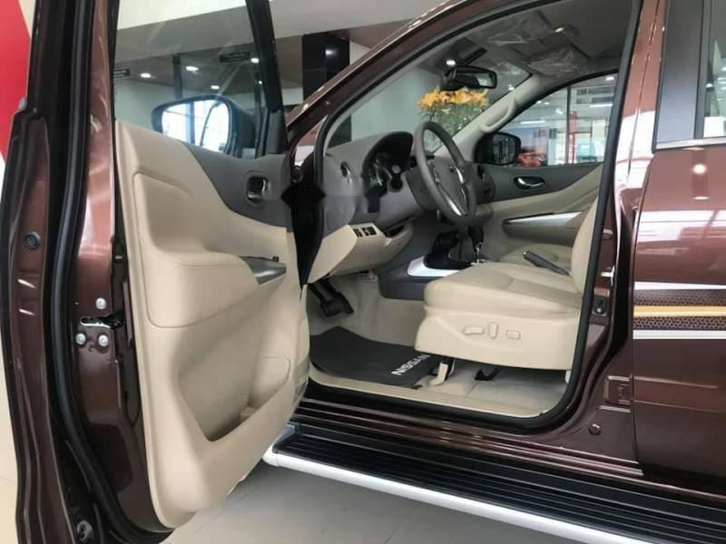 Bán ô tô Nissan Navara năm sản xuất 2018, màu nâu (4)
