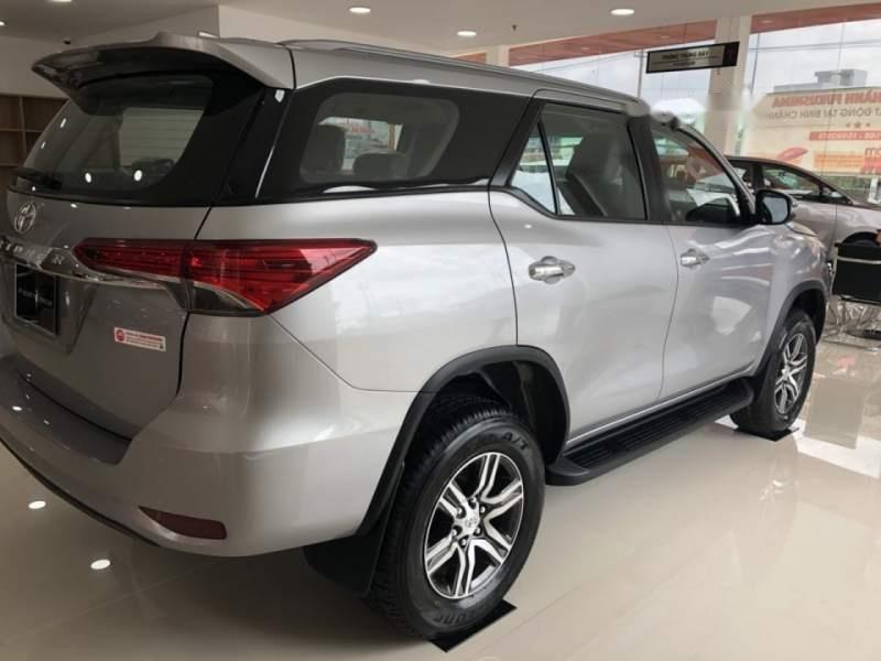 Bán Toyota Fortuner 2.4G 2019, màu bạc, nhập khẩu  -1