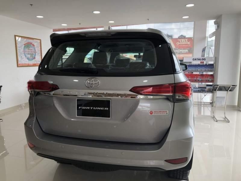 Bán Toyota Fortuner 2.4G 2019, màu bạc, nhập khẩu  -4
