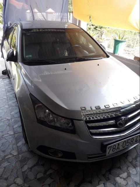 Bán gấp Daewoo Lacetti năm sản xuất 2009, màu bạc-0