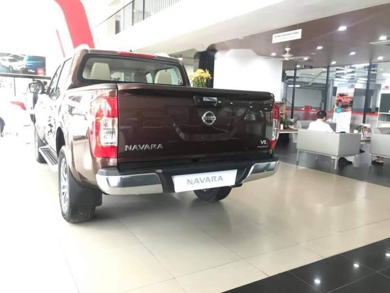 Bán ô tô Nissan Navara năm sản xuất 2018, màu nâu (2)