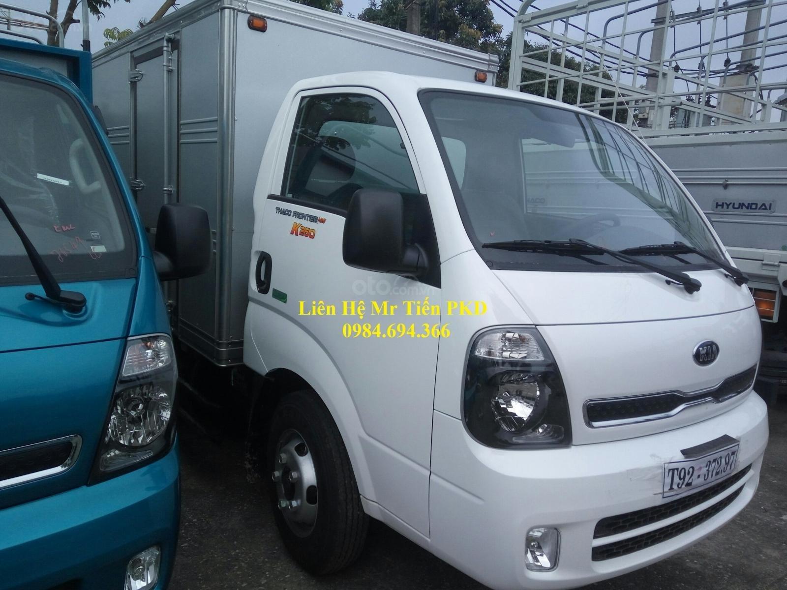 Bán xe tải Kia K250 ABS, tải 2.49 tấn đủ các loại thùng. Liên hệ 0984694366, hỗ trợ trả góp (20)