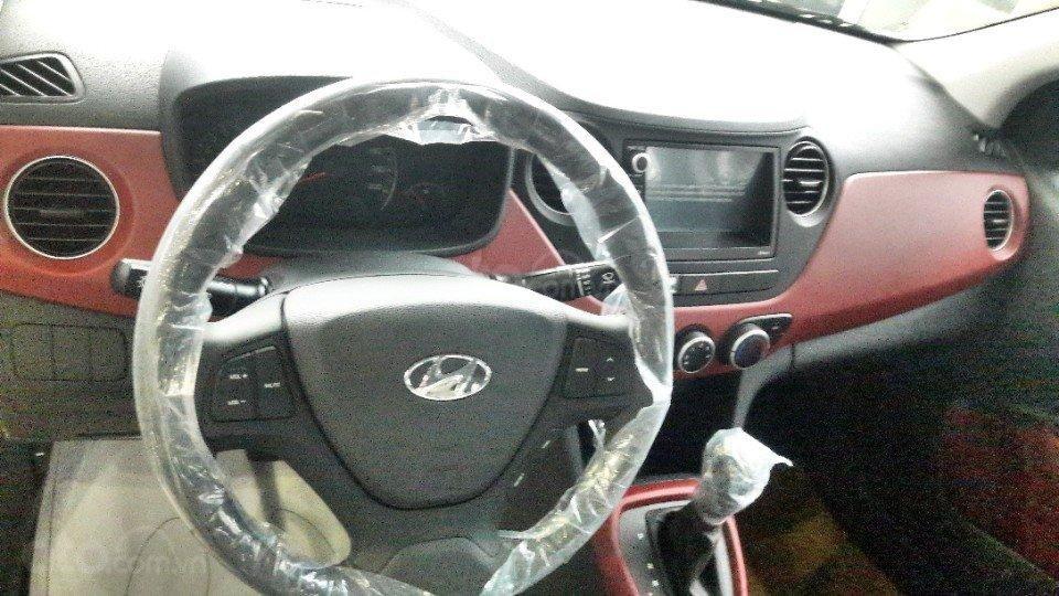 Bán Hyundai Grand i10 Sedan AT full, giao xe với 135tr (8)