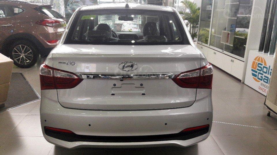 Bán Hyundai Grand i10 Sedan AT full, giao xe với 135tr (4)