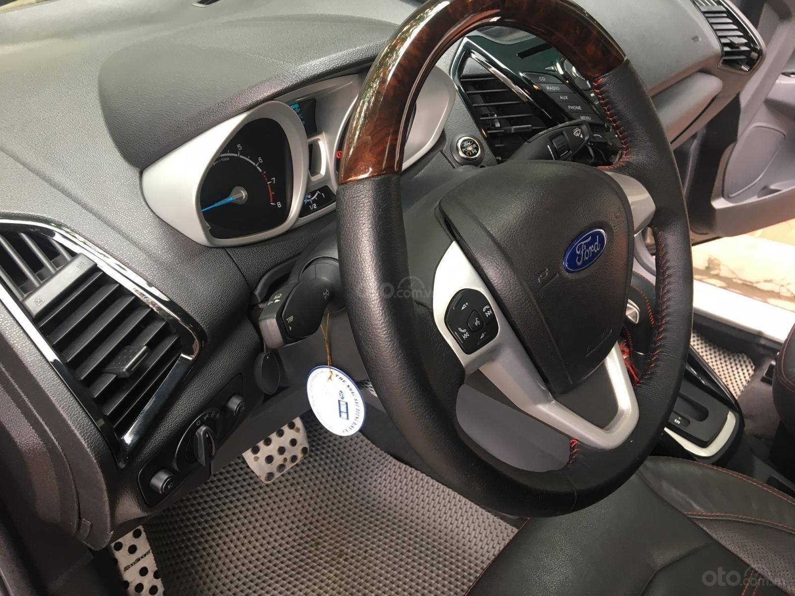 Bán xe Ford EcoSport 1.5 Titanium sản xuất 2015 biển Hà Nội (14)
