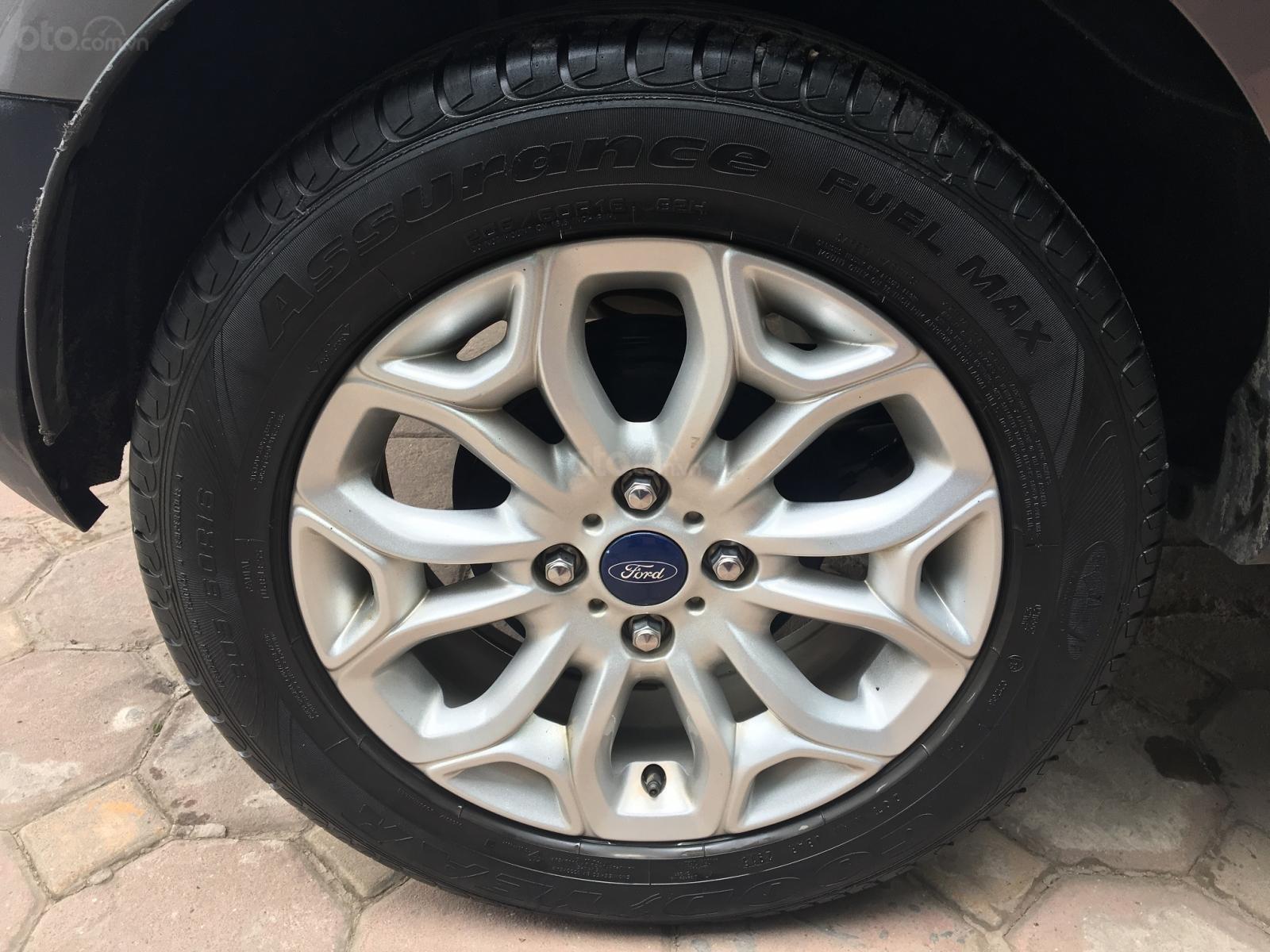 Bán xe Ford EcoSport 1.5 Titanium sản xuất 2015 biển Hà Nội (17)