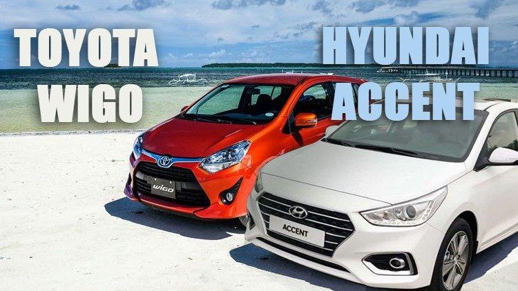 Khác phân khúc, Toyota Wigo 2019 có đủ sức đối đầu Hyundai Accent 2019?.