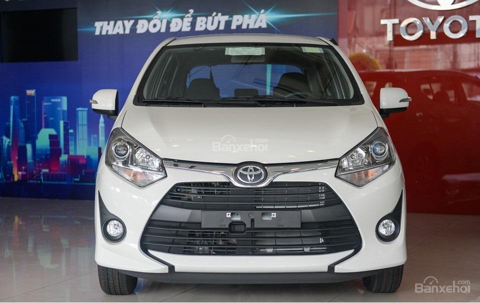 So sánh xe Hyundai Accent 2019 và Toyota Wigo 2019 về thiết kế 3