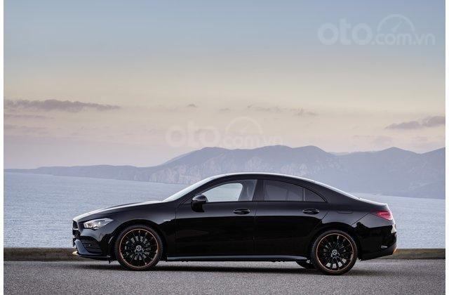 Thân xe Mercedes-Benz CLA-Class 2020 1
