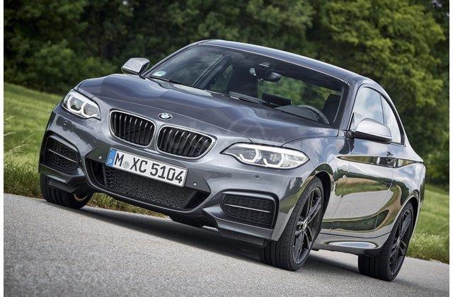 BMW 2-Series 2019 đầu xe