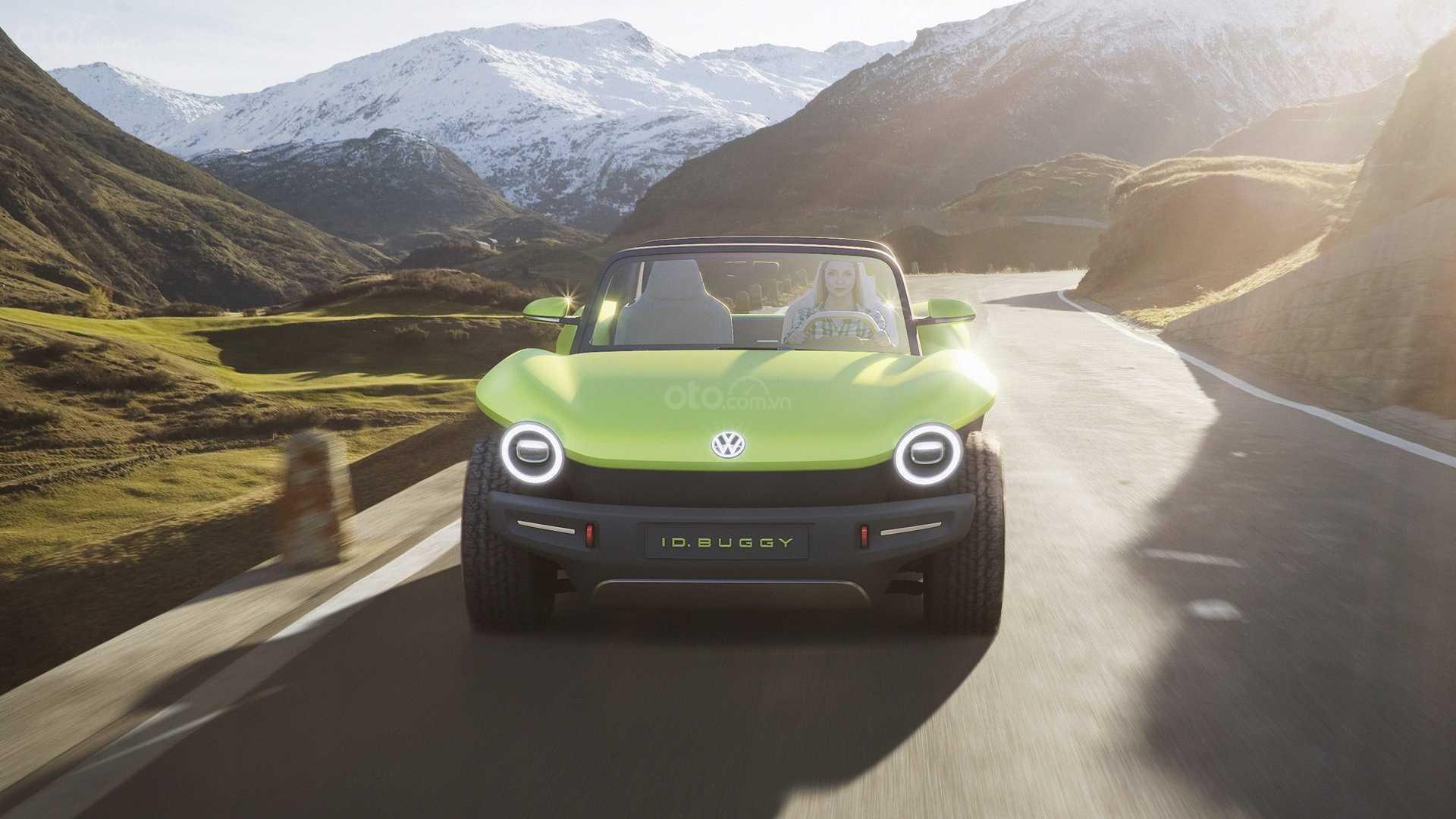 Volkswagen I.D. Buggy Concept.