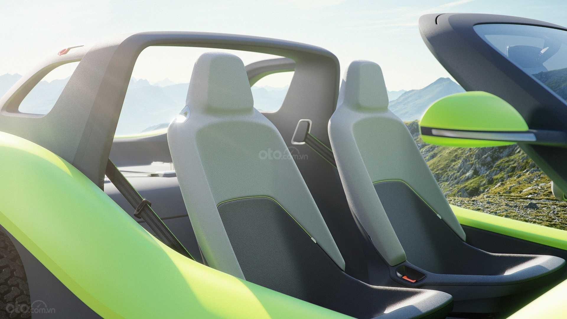 Volkswagen I.D. Buggy Concept ghế ngồi