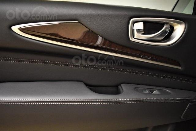 Đánh giá xe Infiniti QX60 2019 về trang trí - Ấn tượng, xứng đáng túi tiền