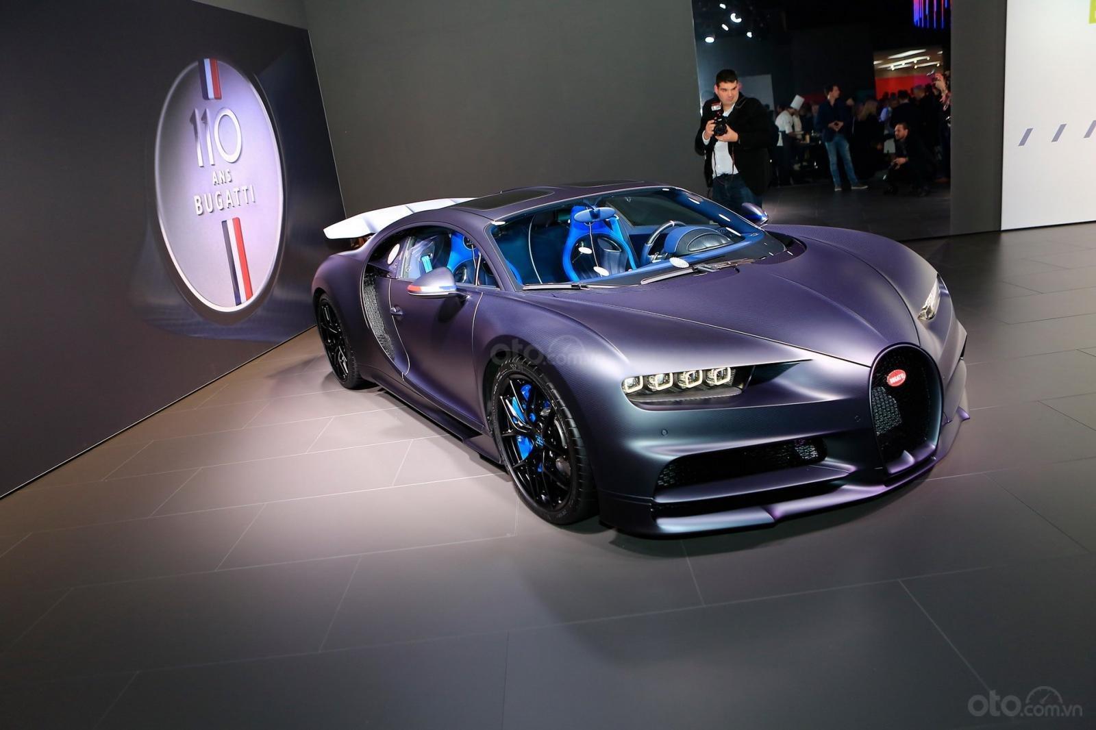 [Geneva 2019] Siêu xe chục tỷ Bugatti Chiron Sport chính thức giáng thế