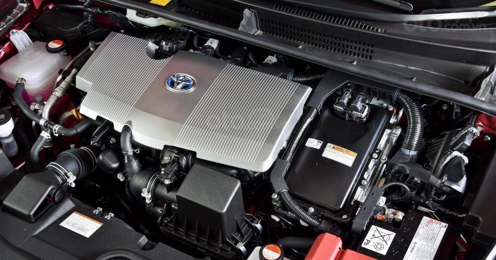 """Động cơ """"xanh"""" của Toyota"""