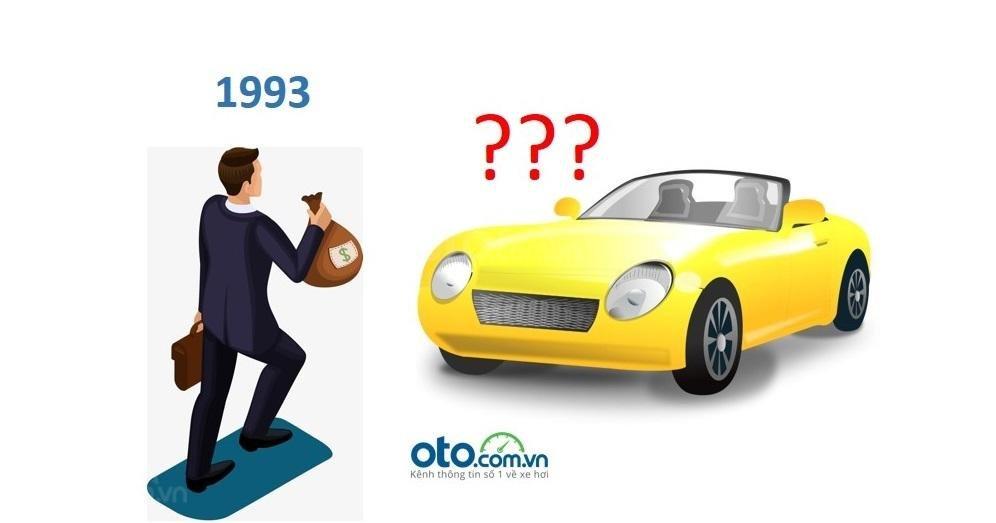 Sinh năm 1993 mua xe màu gì?...