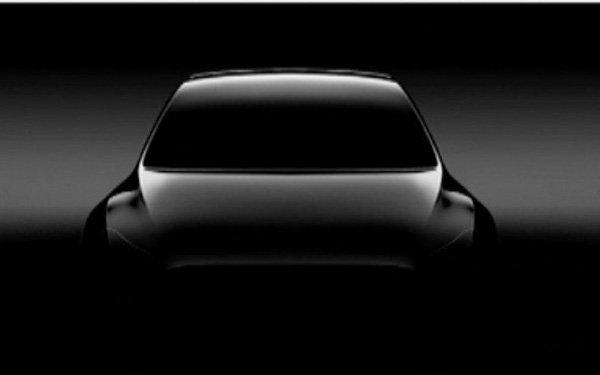 Hình ảnh rò rỉ về bản thiế kế của Tesla Model Y...