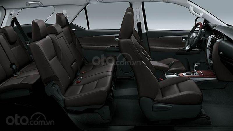 Ghế ngồi Toyota Fortuner 2019...