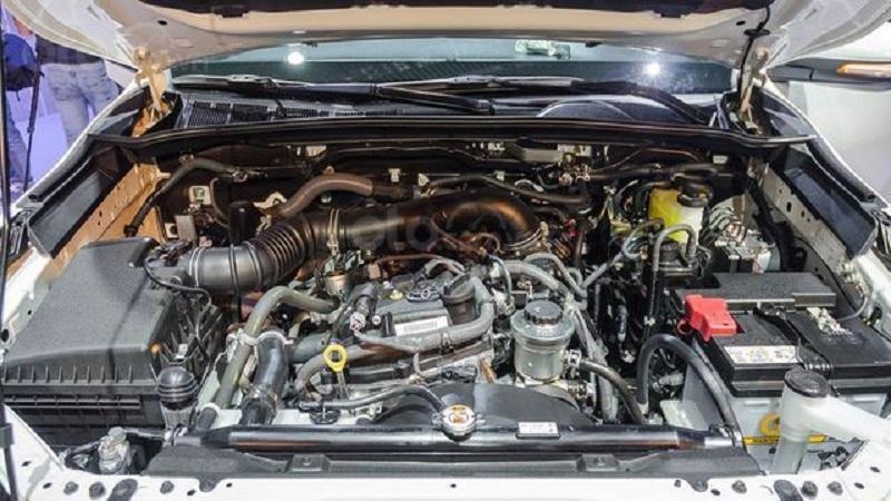 Động cơ Toyota Fortuner 2019...