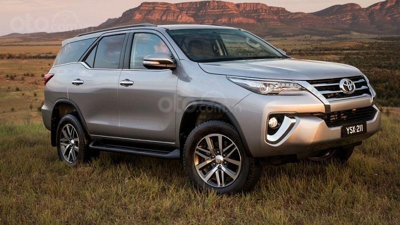 Toyota Fortuner 2019 1...
