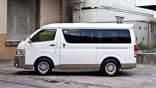 Bán ô tô Toyota Hiace năm sản xuất 2019, màu trắng, nhập khẩu nguyên chiếc-1