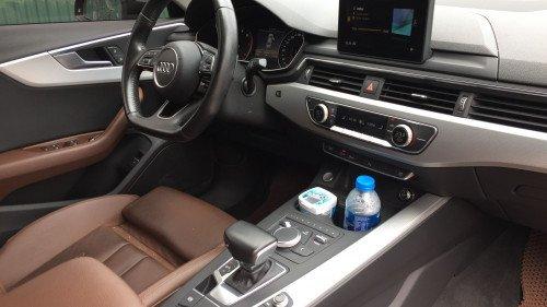 Bán Audi A4 2.0 AT đời 2016, màu đen, xe nhập (10)