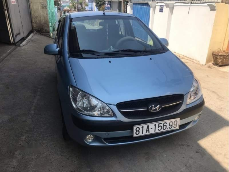 Cần bán xe Hyundai Getz đời 2009, nhập khẩu Hàn Quốc-0