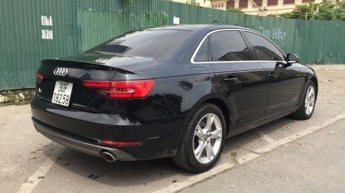 Bán Audi A4 2.0 AT đời 2016, màu đen, xe nhập (7)