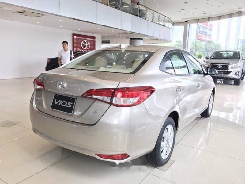 Bán xe Toyota Vios năm sản xuất 2019, 531 triệu (4)