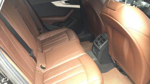 Bán Audi A4 2.0 AT đời 2016, màu đen, xe nhập (8)