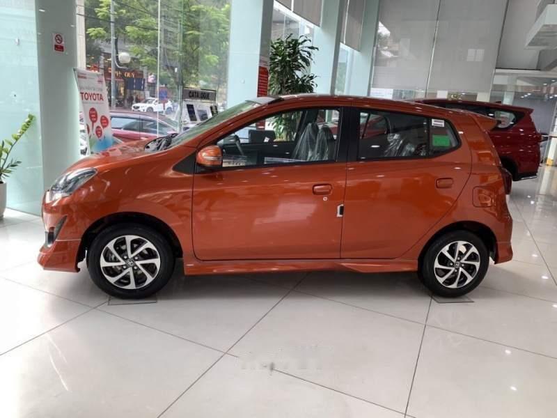 Cần bán Toyota Wigo đời 2019, nhập khẩu, 345 triệu (4)