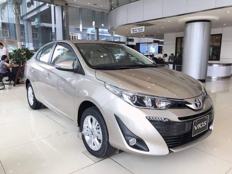 Bán xe Toyota Vios năm sản xuất 2019, 531 triệu (1)