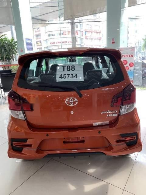 Cần bán Toyota Wigo đời 2019, nhập khẩu, 345 triệu (2)