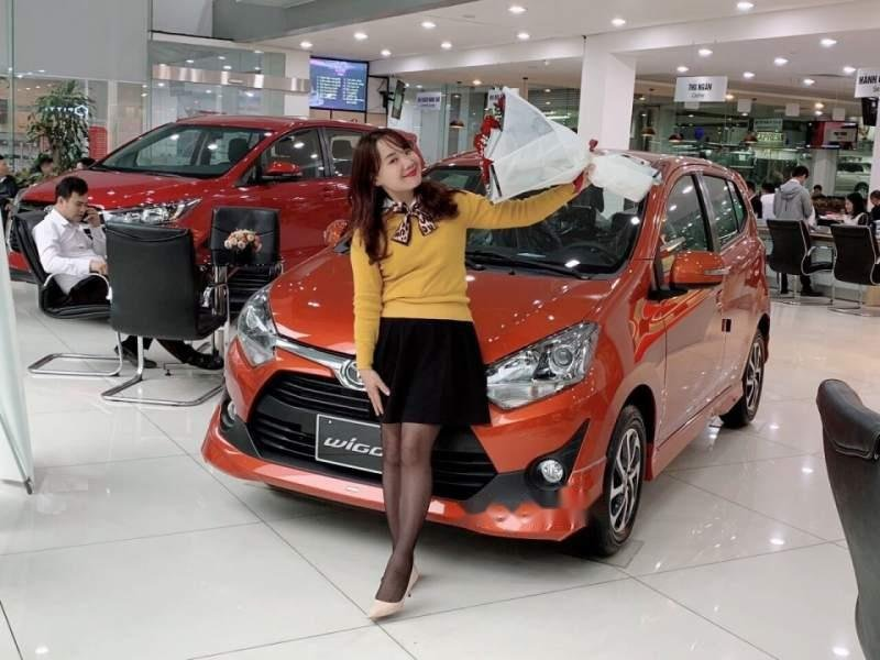 Cần bán Toyota Wigo đời 2019, nhập khẩu, 345 triệu (5)