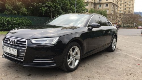 Bán Audi A4 2.0 AT đời 2016, màu đen, xe nhập (3)