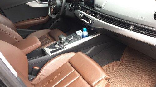 Bán Audi A4 2.0 AT đời 2016, màu đen, xe nhập (9)