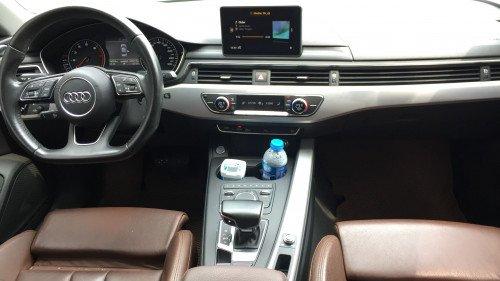 Bán Audi A4 2.0 AT đời 2016, màu đen, xe nhập (11)
