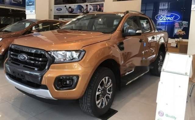 Bán ô tô Ford Ranger 2.0 Bi-Tubor 2019, xe nhập, giá chỉ 918 triệu-1