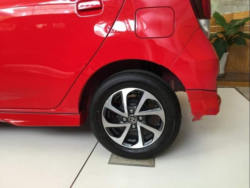 Bán ô tô Toyota Wigo sản xuất 2019, màu đỏ, nhập khẩu nguyên chiếc, giá 345tr (3)