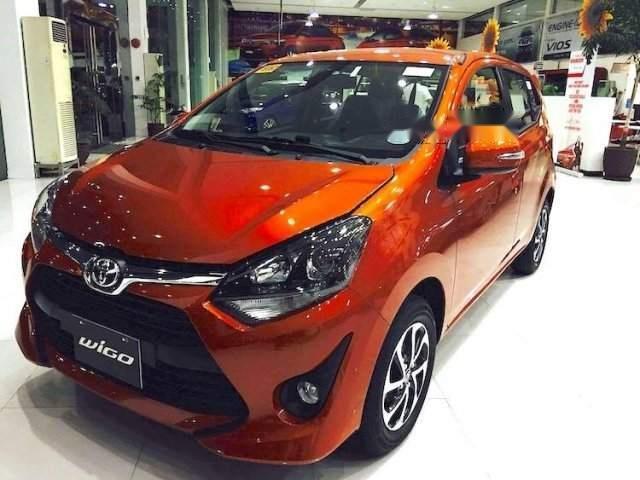 Cần bán Toyota Wigo đời 2019, nhập khẩu, 345 triệu (6)