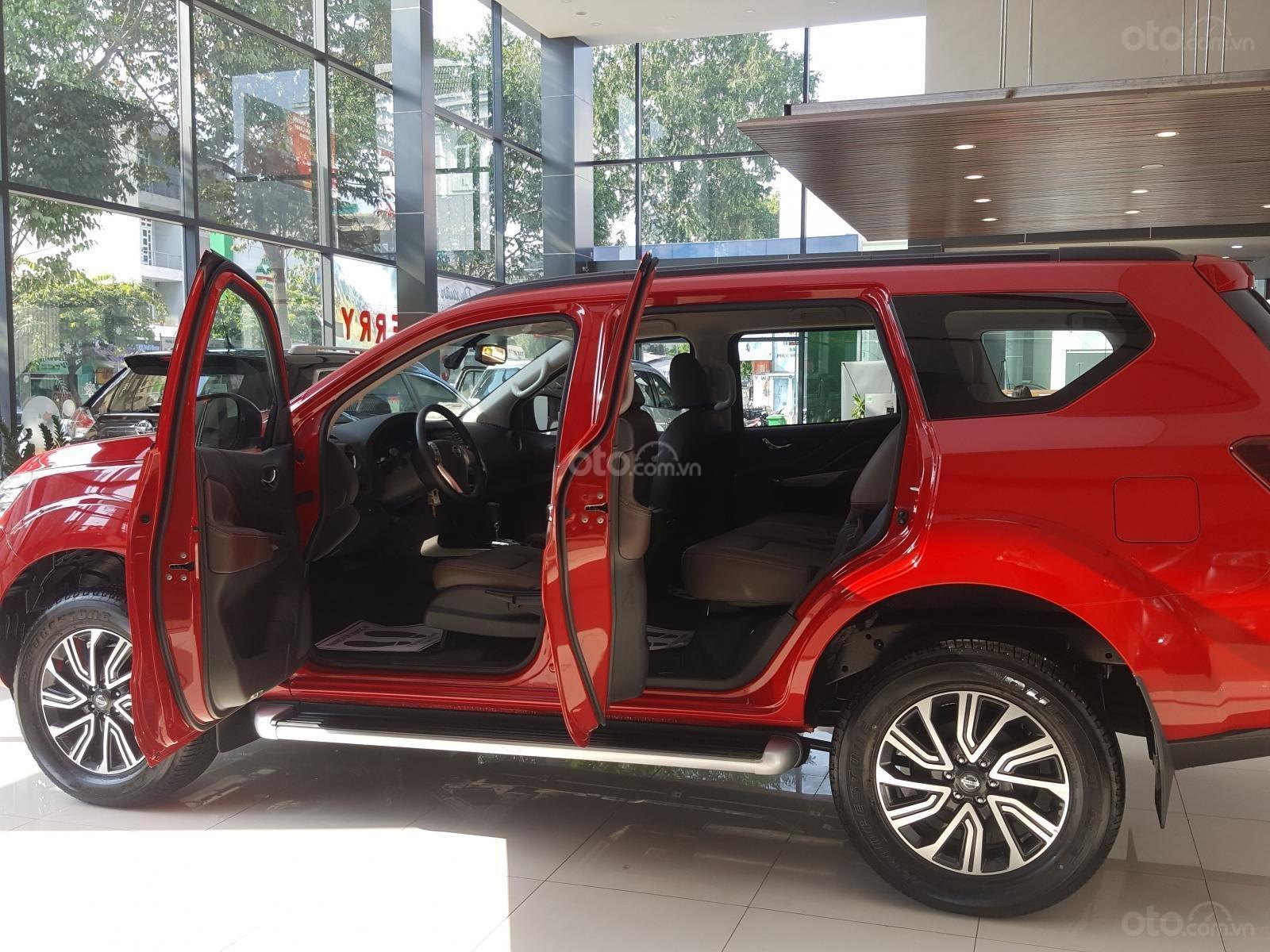 Nissan Terra 1 cầu số tự động 7 chỗ nhập khẩu Thái Lan. Giảm 40 triệu+ quà tặng-4