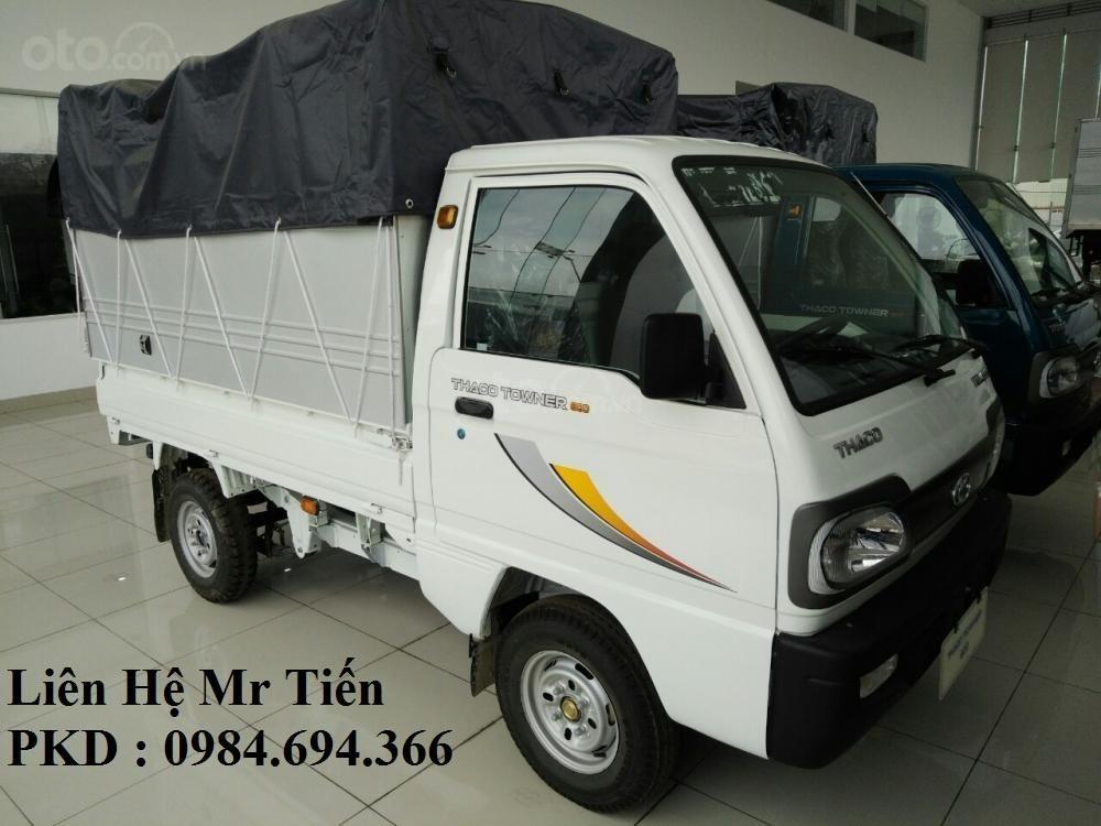 Xe tải 5 tạ nâng tải 9 tạ Thaco Towner nhỏ gọn, đủ loại thùng, giá tốt, liên hệ 0984694366 (15)