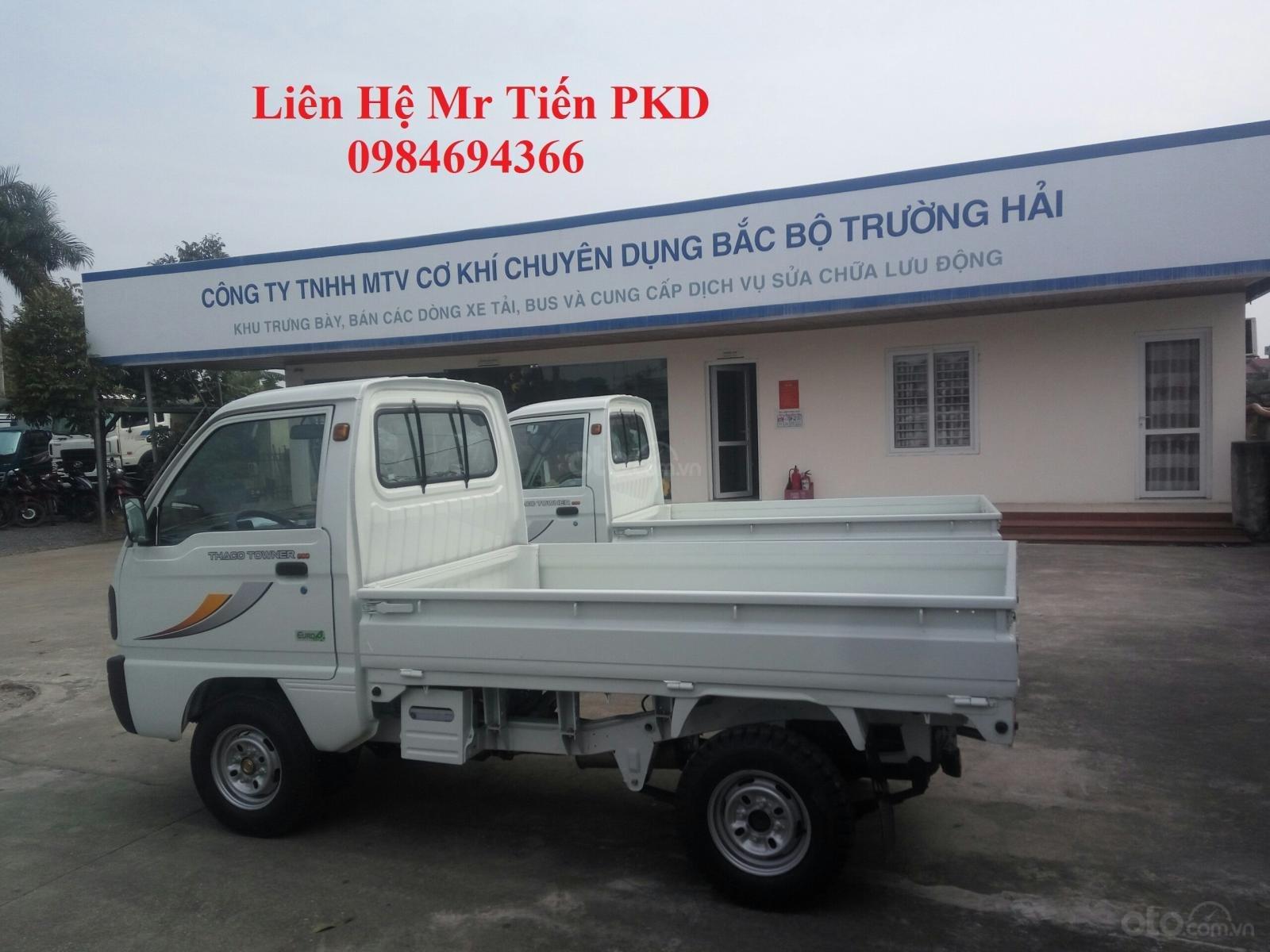 Xe tải 5 tạ nâng tải 9 tạ Thaco Towner nhỏ gọn, đủ loại thùng, giá tốt, liên hệ 0984694366 (18)